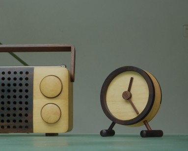 klock & radio 1