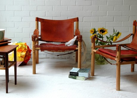 Norelle armchairs (MM)