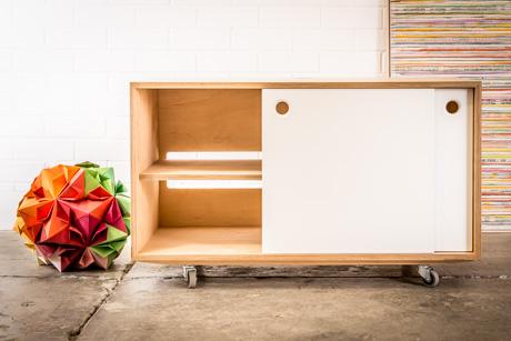 Cabinet petite (white) 1
